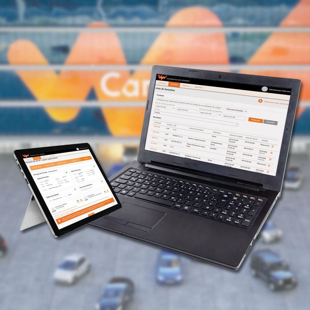 Results Vehicle Warranty Certificate App